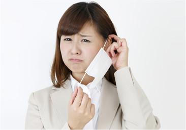 """花粉症の季節に""""マスクでのお悩み事""""調査"""