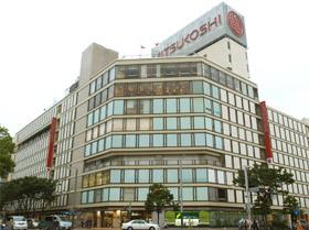 2012年12月1~6日 名鉄百貨店名古屋本店 コスメフロアにレイチェルワインミネラルメイクアップ出店