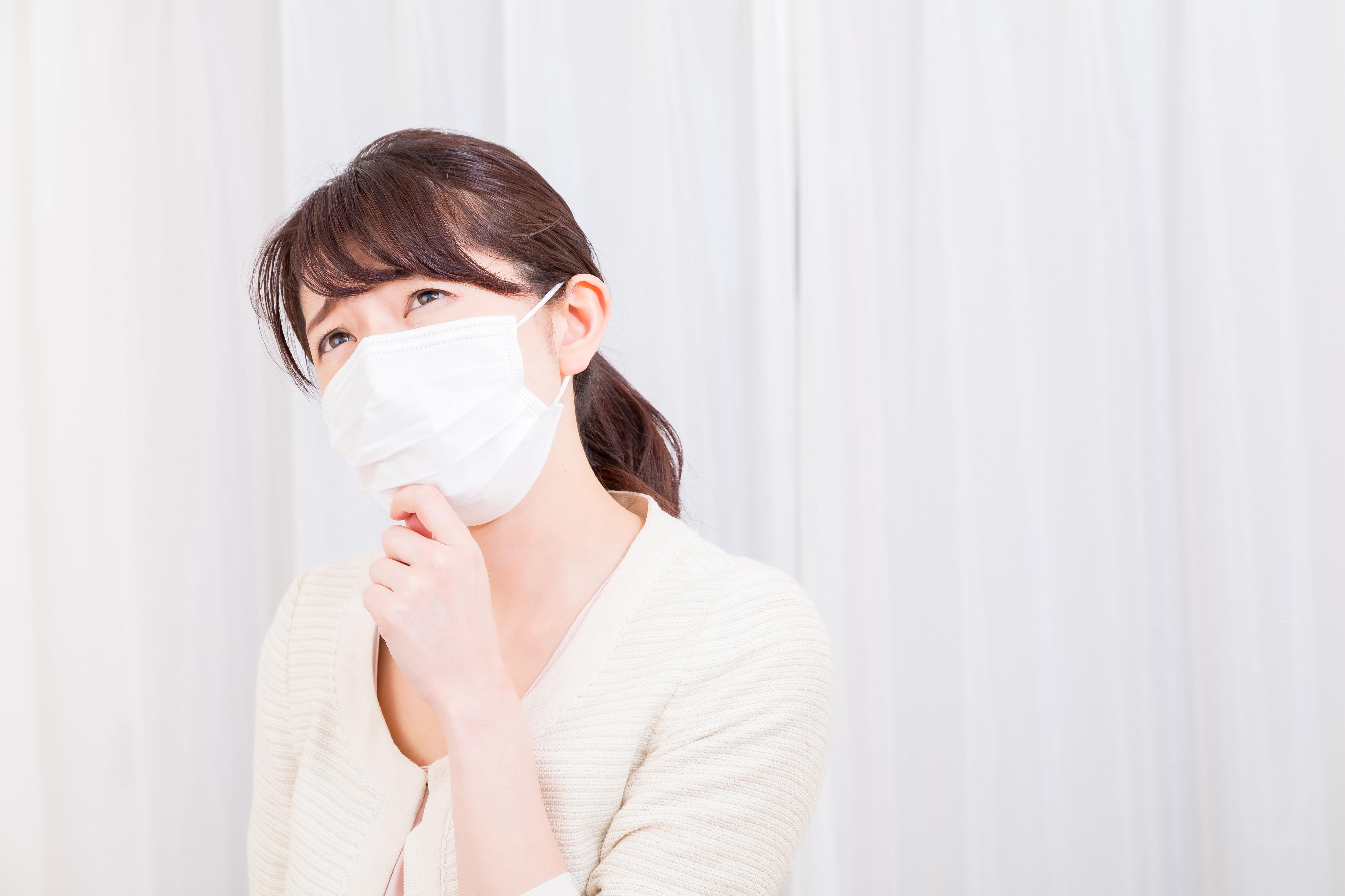 """花粉症の季節に""""マスクでのお悩み事""""調査を実施"""