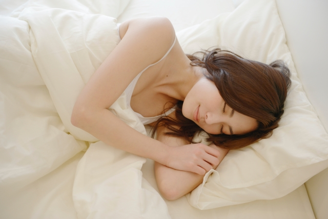 美肌をつくる睡眠