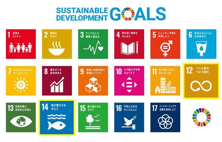 株式会社ウィンフィールド・ライフリサーチは持続可能な開発目標(SDGs)を支援しています